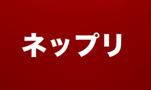 ネップリの意味(何かの略?) | 使い方・例文とともに解説